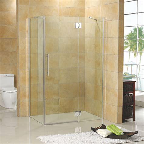suzanne corner shower enclosure  tray