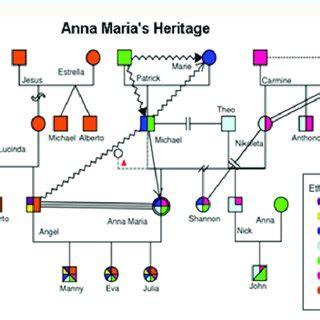 genogram  scientific diagram