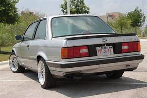 1991 Bmw 325is Base Coupe 2-door 2 5l For Sale