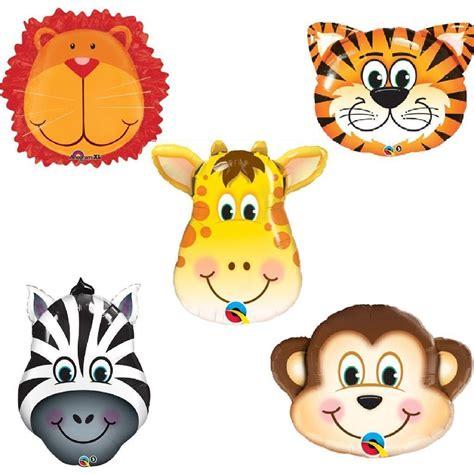 Baby Shower Giraffe Ideas by Boy Jungle Baby Shower Balloon Kits Baby Shower Mania
