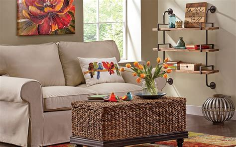Spring Decorating Ideas For Your Living Room