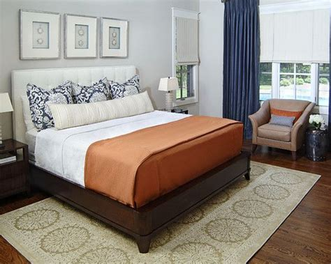 orange color bedroom 1000 ideas about burnt orange curtains on 12745