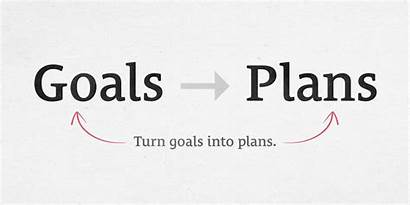 Goals Planning Plans Achieve Goal Seanwes Business