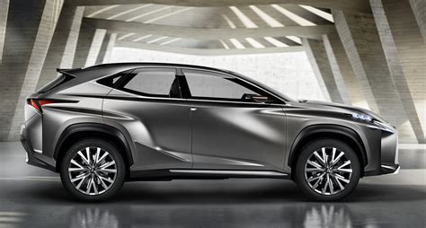Mobil Lexus Nx by Lexus Nx Suv Previewed By Radical Concept Photos 1 Of 5