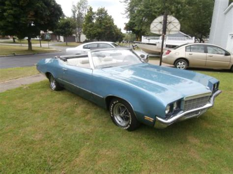 how does cars work 1994 buick skylark electronic valve timing purchase used 1972 buick skylark custom convertible in buffalo new york united states for us