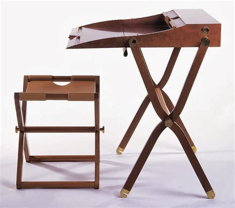 bureau hermes pippa folding desk by rena dumas modernistic design