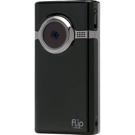 flip video minohd camcorder black fb bh photo video