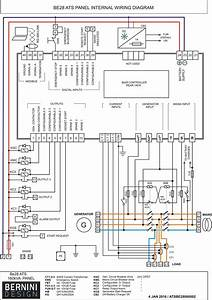Industrial Electrical Panel Wiring Diagrams : ats control panel wiring diagram genset controller ~ A.2002-acura-tl-radio.info Haus und Dekorationen