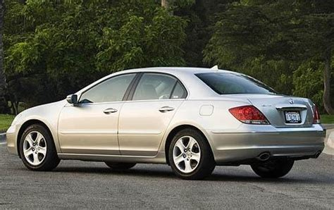 2008 acura rl information and photos zomb drive