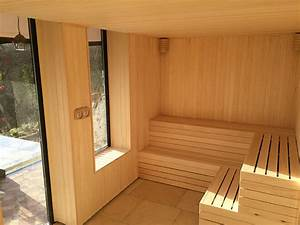 Saunas Extraordinary Sauna Installation Cost High ...