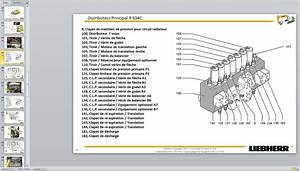 Liebherr Excavator Shop Manual Cd11