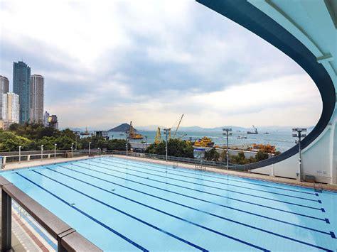 kennedy town swimming pool     shek tong tsui hong kong