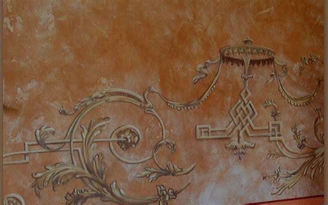 Kreative Wandgestaltung Küche by Wandgestaltung Bei Stucco Pompeji Lifestyle Und Design