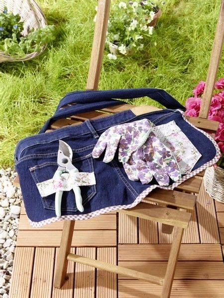 5 Einfache Diyideen Für Garten Und Balkon Gartenschürze