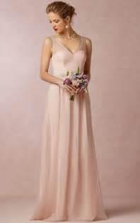 floor length bridesmaid dresses v neck a line sleeveless floor length bridesmaid dresses