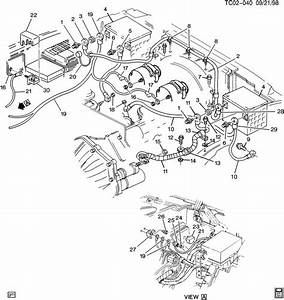 Gmc C4500 Connector  Chassis Electrical  Wiring Junction