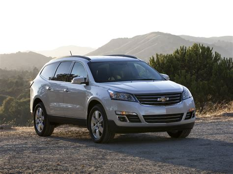 chevrolet traverse ltz chevrolet traverse ltz 2014 exotic car picture 01 of 18