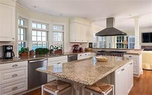 Beige Granite Countertops (Colors & Styles) - Designing Idea