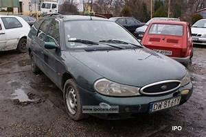 Ford Mondeo 1998 : 1998 ford gaz mondeo car photo and specs ~ Medecine-chirurgie-esthetiques.com Avis de Voitures