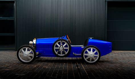 Bugatti detailed the baby ii, a modern replica on the original baby built in 1926. Weekend Kompakt: Baby-Bugatti II ist elektrisch, IAA Website gibt Elektro eine Chance ...