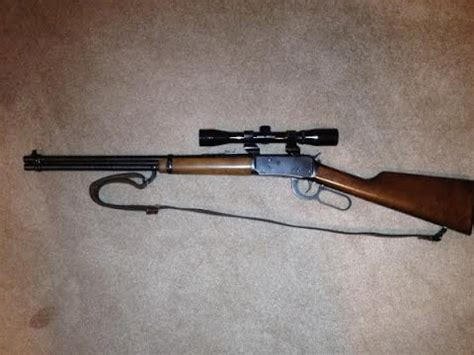 winchester ranger 30 30 lever