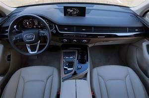 Audi Q7 Interieur : decision time 2017 audi q7 2 0t quattro or loaded 2018 ~ Nature-et-papiers.com Idées de Décoration