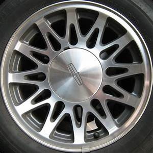 Lincoln Town Car 3364mg Oem Wheel