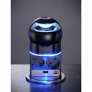 Bluetooth Lautsprecher Mit Led : 2 fach steckdose voltport mit bluetooth lautsprecher stromstation mit led bele ebay ~ Yasmunasinghe.com Haus und Dekorationen