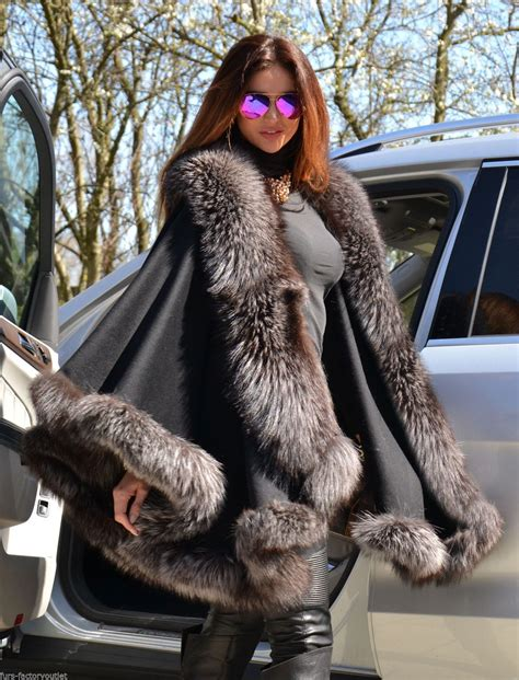 cape coats for winter the 25 best fur cape ideas on winter wedding