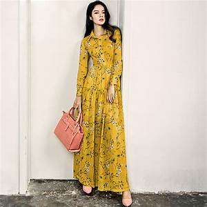 HIGH QUALITY Newest 2017 Designer Maxi Dress Women's Long ...