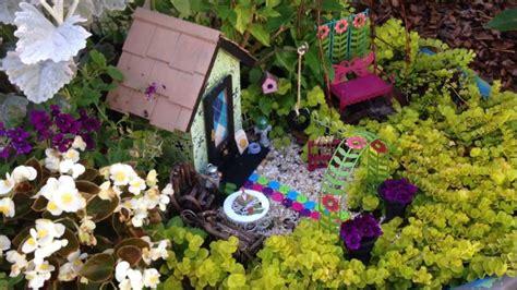 whimsical fairy garden youtube