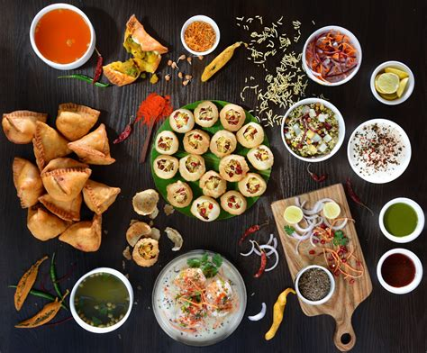 indian chaat cuisine regional food photography in delhi mughlai food styling