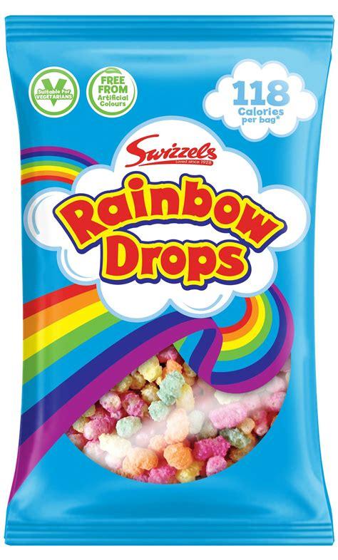 Rainbow Drops get a new look