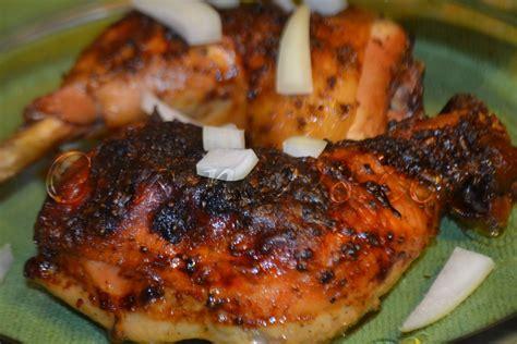 poulet braisé braised chicken cuisine africaine