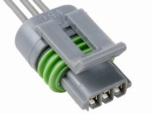 518    46rh    47rh  Three Wire Pigtail Connector For
