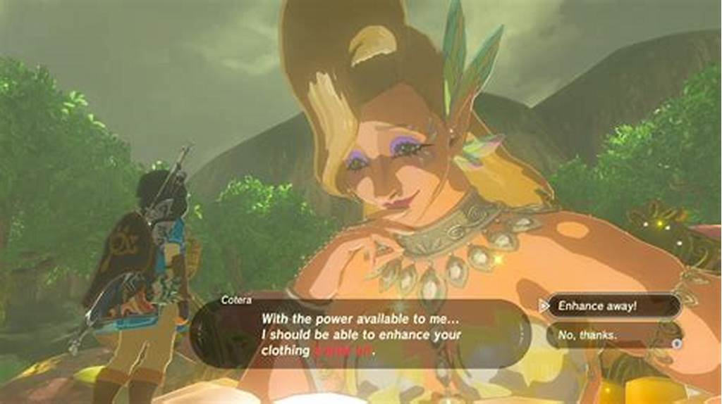 #Zelda #Breath #Of #The #Wild #Great #Fairy #Fountain #Locations