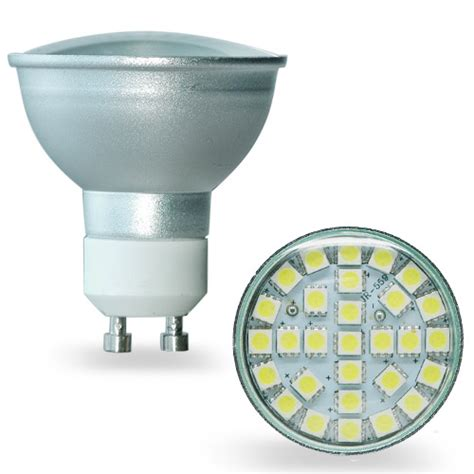 4 6 10 x smd ls led bulbs spot lights gu10 day warm
