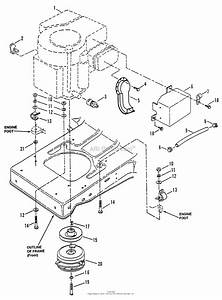 Snapper Lt160h42dbv 42 U0026quot  16 Hp Hydro Drive Tractor Series D