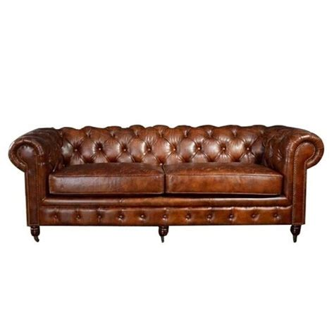 canapes chesterfield pas cher photos canap 233 chesterfield cuir vieilli pas cher