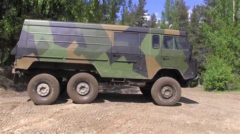 volvo tbg   military truck trandum norway