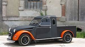 Hot Rod Occasion : 2cv fourgonnette hot rod ~ Medecine-chirurgie-esthetiques.com Avis de Voitures