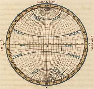 Le Sphere De Monde By Oronce Fine  1549 F  Avec Images