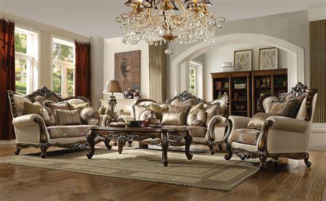 loveseat c chair latisha sofa 52115 in pattern fabric antique oak by acme