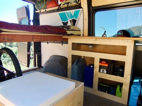 DIY Camper Van Conversion Kits By Wayfarer Vans