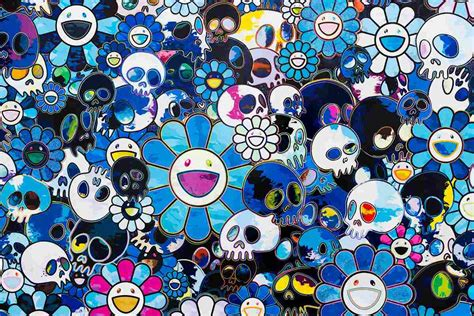 stencils for walls what are the most expensive takashi murakami pieces