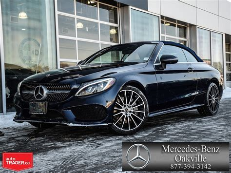 The worst complaints are problems. Pre-Owned 2018 Mercedes-Benz C300 4matic Cabriolet Sedan in Oakville #MB181149AT | Mercedes-Benz ...
