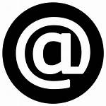 Icon Email Clipart Sign Svg