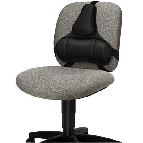 coussin pour chaise de bureau coussin lombaire ergonomique pour siège de bureau vilacosy