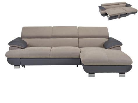 vente unique canape canape angle droit taupe pas cher pour tout type de salon