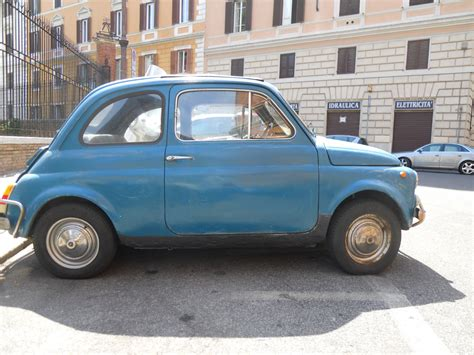 Fiat 500 Picture by Fiat 500 Free Stock Photo Domain Pictures